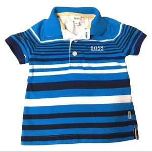 Hugo Boss Polo 9 months old
